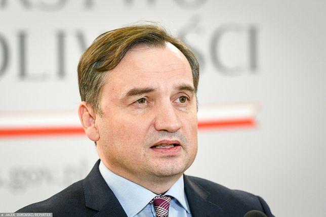Zbigniew Ziobro przegrał w sądzie z fundacją ePaństwo