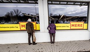 Mere w Niemczech ma na razie trzy sklepy (na zdjęciu jeden z nich). W Polsce Rosjanie otworzyli właśnie pierwszą placówkę