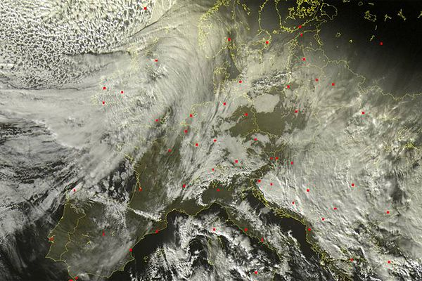 Orkan Aleksandra nadciąga nad Europę. Polska odczuje jego skutki