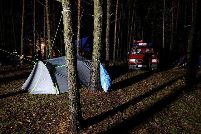 Gródek nad Dunajcem. Policja zatrzymała podejrzanego ws. postrzelenia 11-letniego harcerza (zdjęcie ilustracyjne)