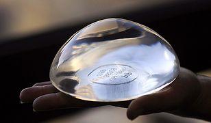 Implanty produkowane przez firmę PiP zawierają niebezpieczne chemikalia