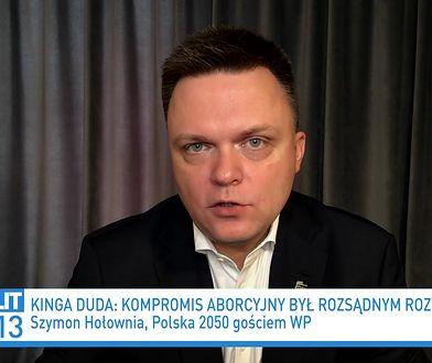 Jarosław Kaczyński przemówił w Sejmie. Szymon Hołownia: jak można tak odlecieć?
