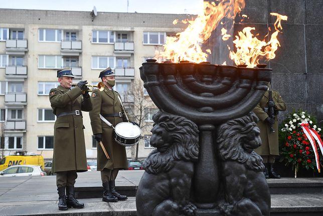 Obchody 16. Międzynarodowego Dnia Pamięci o Ofiarach Holocaustu