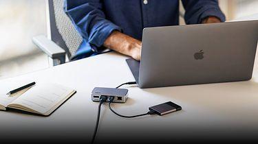 Elgato Thunderbolt 3 Mini Dock świetny dodatek do MacBooka - Grafika ze strony producenta - Elgato Gaming