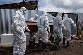 Skutki koronawirusa. Trauma po pandemii może być taka, jak po wojnie