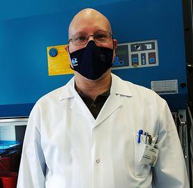 Dr Dzieciątkowski: Jestem przerażony tym, co się dzieje w Polsce. Koronawirusa puszczono samopas