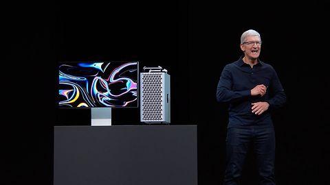 Apple WWDC: Cieszy mnie bezpieczny macOS Catalina bez paskudnego iTunes