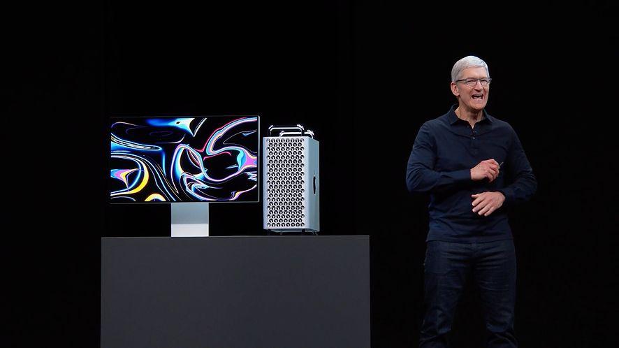 Apple WWDC: Cieszy mnie śmierć iTunes i bezpieczeństwo MacBooka