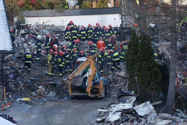 Szczyrk w żałobie po śmierci 8 osób w wybuchu gazu