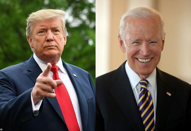 Donald Trump może nie wygrać kolejnych wyborów. Wyprzedza go Joe Biden