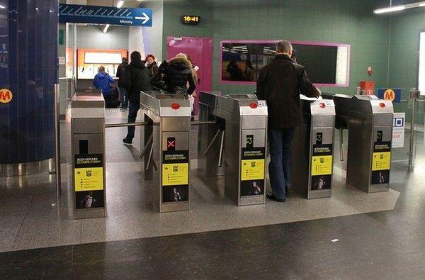 W sierpniu zamkną siedem stacji metra w Warszawie