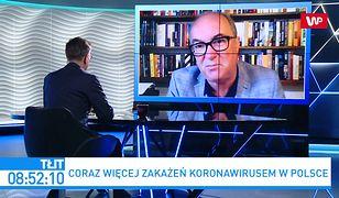 Koronawirus w Polsce. Włodzimierz Czarzasty: Wszystkie komitety zdawały sobie sprawę, że po wyborach zakażeń będzie więcej