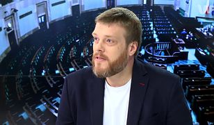 """Zandberg atakuje Piotra Dudę. """"Woli przyjaźń z Kaczyńskim od wyższych płac"""""""