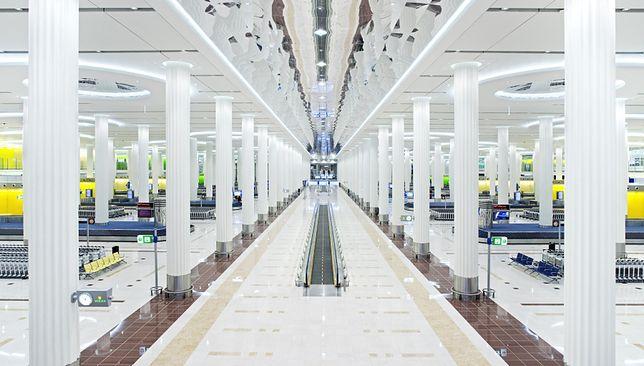 Największe międzynarodowe lotnisko świata, Dubaj