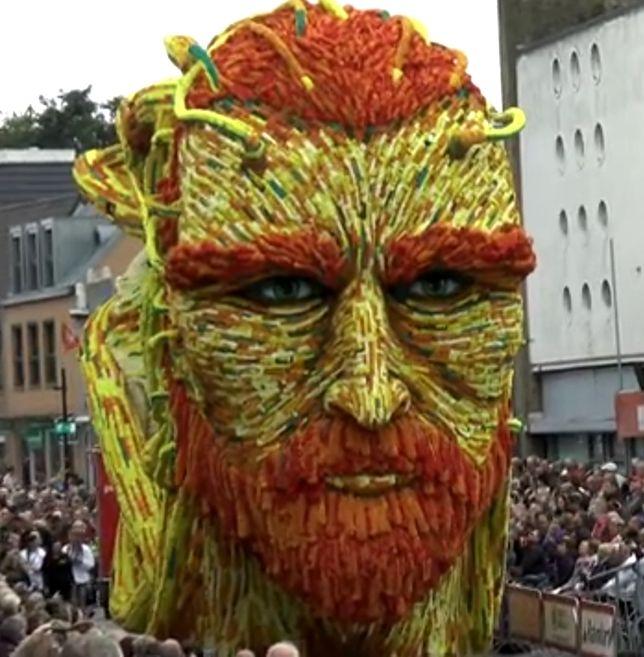 Holandia - największy festiwal kwiatowy Europy