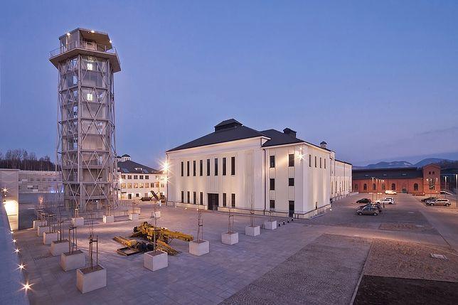 Centrum  Nauki i Sztuki Stara Kopalnia w Wałbrzychu