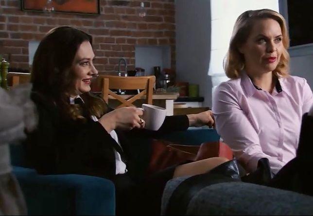 """Kadr z serialu """"Przyjaciółki"""""""
