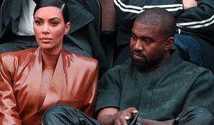 Kim Kardashian i Kanye West mają kryzys? Poszło o opiekę nad dziećmi