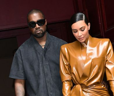 Kanye West i Kim Kardashian przechodzą kryzys