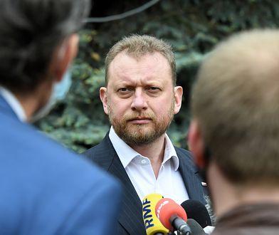 Podwójna rola Łukasza Szumowskiego. Nowe fakty ws. afery z NCBiR