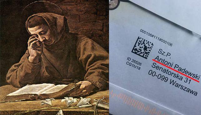 św. Antoni nie żyje od ponad 780 lat