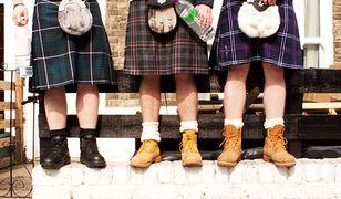 Szkocja. Nigdy nie pytaj mężczyzny, czy ma coś pod kiltem