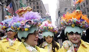 Międzynarodowa Wielkanoc. Kryminały, masowe kradzieże i smaganie witkami
