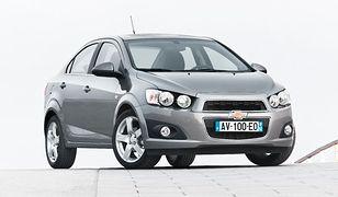 Rekordowy październik Chevroleta w Polsce