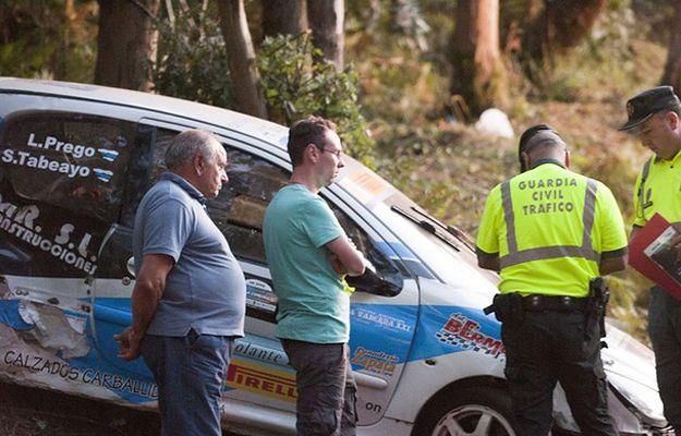 Tragiczny wypadek podczas rajdu samochodowego. Zginęło sześć osób