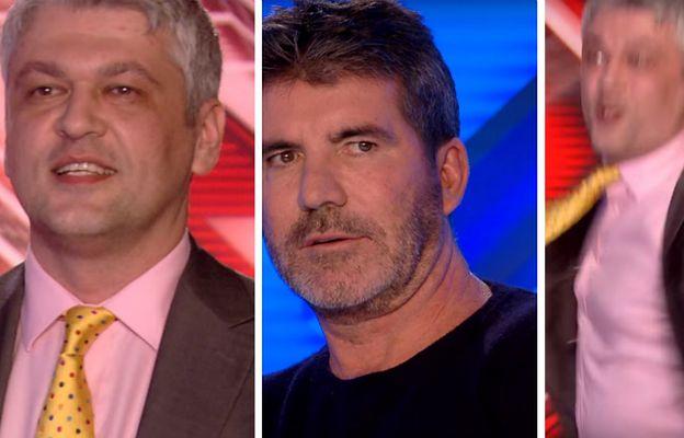 """Polak przebojem wdarł się do brytyjskiego """"X-Factor"""""""
