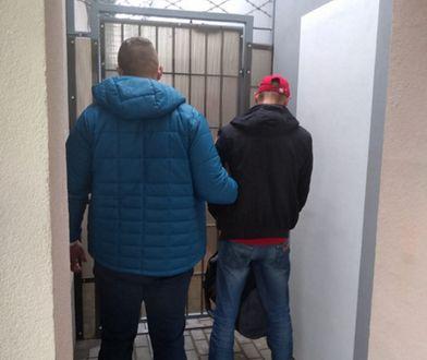 Piaseczno. Policjanci zatrzymali napastnika