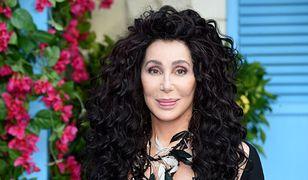 Cher pojawiła się w filmie na 10 minut. Skradła całe show