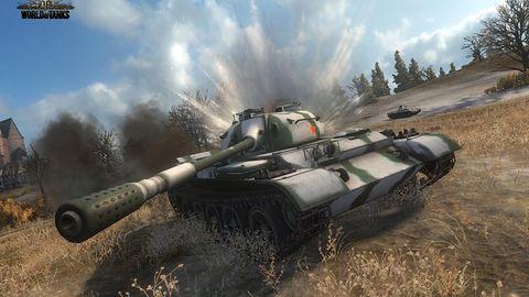 """Główny projektant World of Tanks: Polacy mają """"ból tyłka"""""""