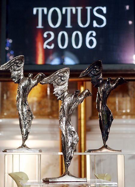 Nagrody Totus 2006 rozdane