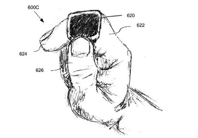 Apple opatentowało... pierścień!