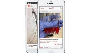 Figure 1 - ciekawa aplikacja dla studentów i lekarzy