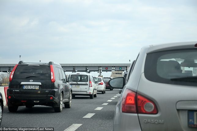Do zdarzenia doszło na autostradzie A4