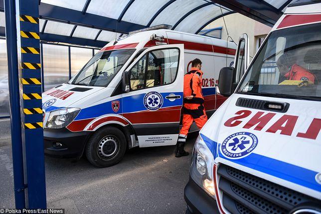Mimo wysiłków lekarzy 18-latek zmarł w szpitalu
