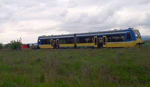Przewozy Regionalne wprowadziły autobusową komunikację zastępczą