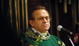 Ks. Henryk Jankowski jest posądzany o molestowanie seksualne