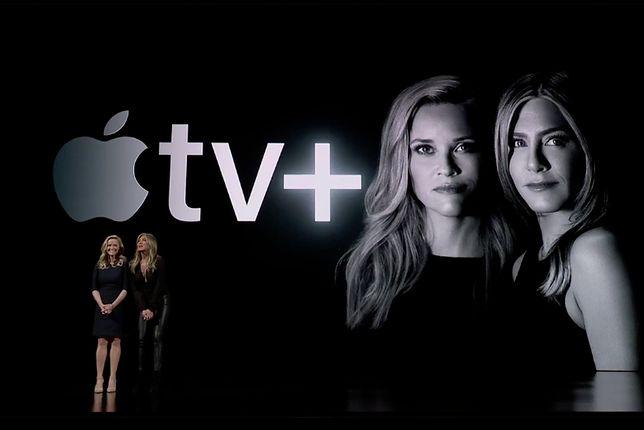 """""""The Morning Show"""" to nowy serial, który będzie dostępny na platformie Apple TV+"""