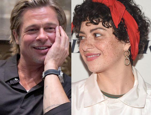 Brad Pitt widziany był w towarzystwie aktorki i artystki Alii Shawkat