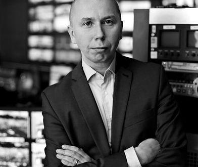 Sebastian Podkościelny nie żyje. Anna Kalczyńska żegna szefa TVN24 BiS na Instagramie