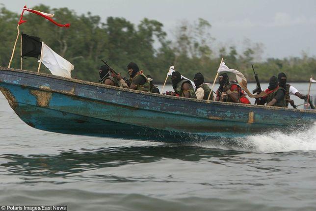 Piraci wciąż są powszechnym zjawiskiem w Afryce