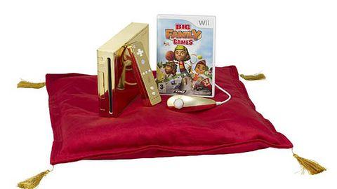Nie dla nas: Królewskie Wii dla królowej