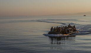 Migranci trafili do obozów w Libii
