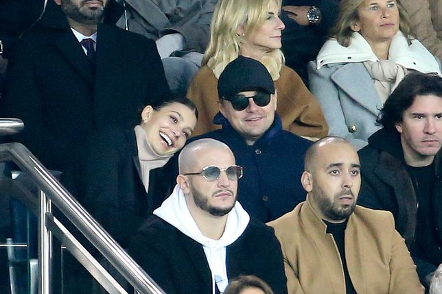 Leonardo DiCaprio ma dziewczynę młodszą o 23 lata. Camila Morrone broni ich związku