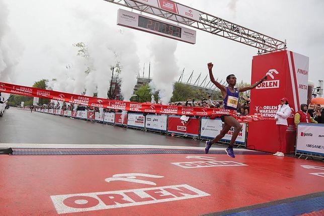 Lemi Berhanu wygrał Orlen Warsaw Marathon