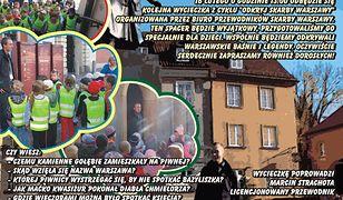 Wycieczka śladami warszawskich legend i baśni