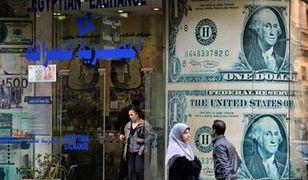 Po uwolnieniu kursu funta egipska giełda oszalała